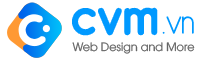 Thiết kế webiste CVM