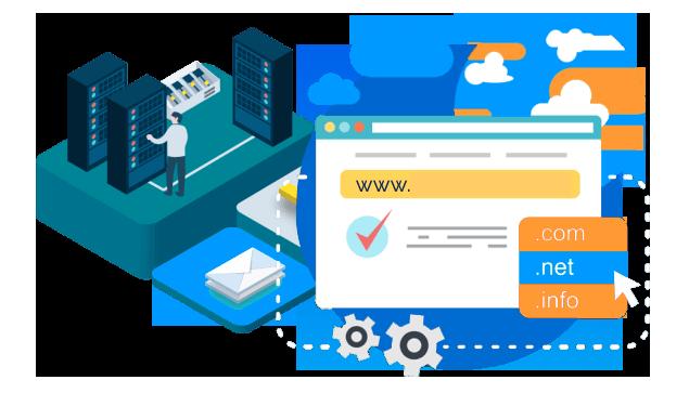 domain hosting 1
